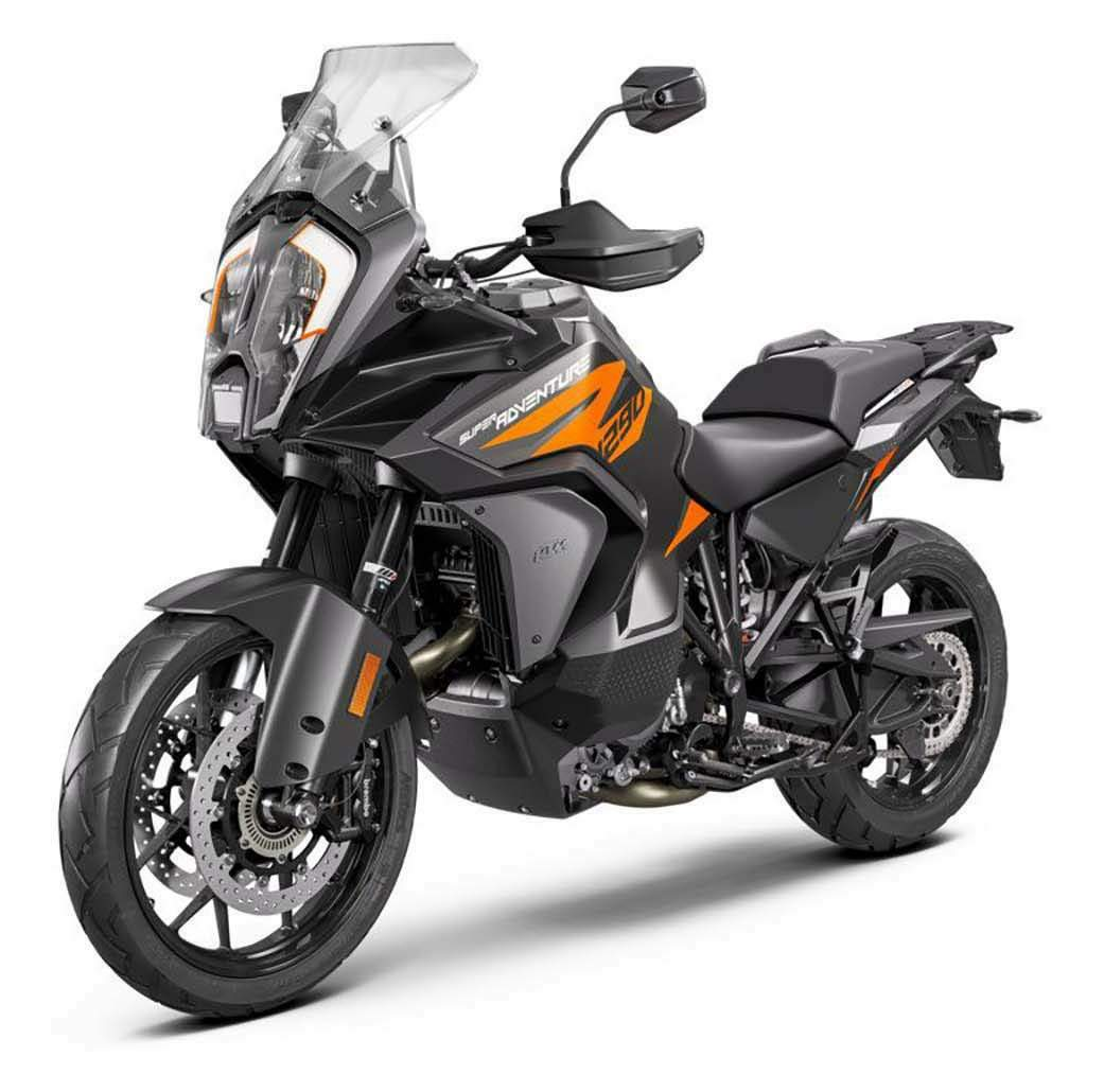 KTM 1200 Super Adventure S technical specifications